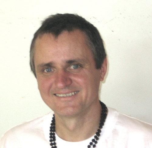 Bharata Kaspar, Yogalehrer und Ausbildungsleiter im Haus Yoga Vidya Bad Meinberg