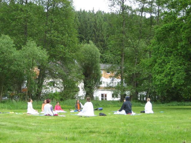Haus Yoga Vidya Westerwald