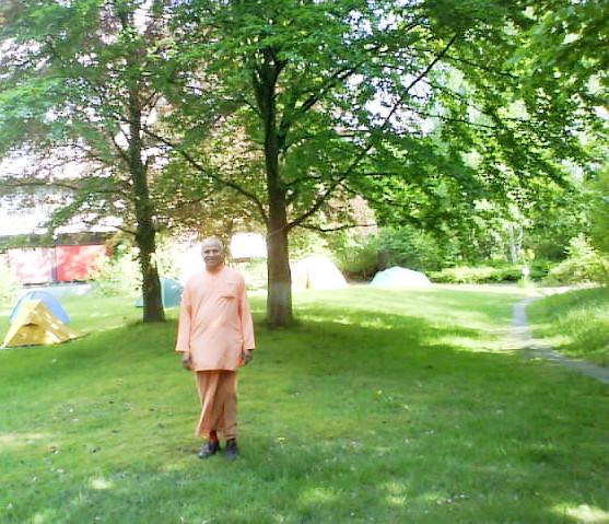 Pfingsten bei Yoga Vidya