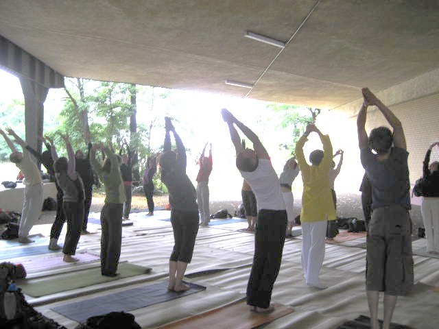 Yoga festival Berlin