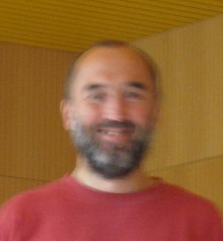 Heinrich, Mitarbeiter bei Yoga Vidya
