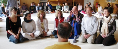 Jubilare bei Yoga Vidya