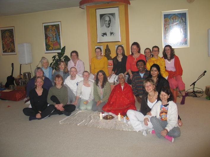 Teilnehmer/innen der Ayurvedischen Marma Massage Ausbildung