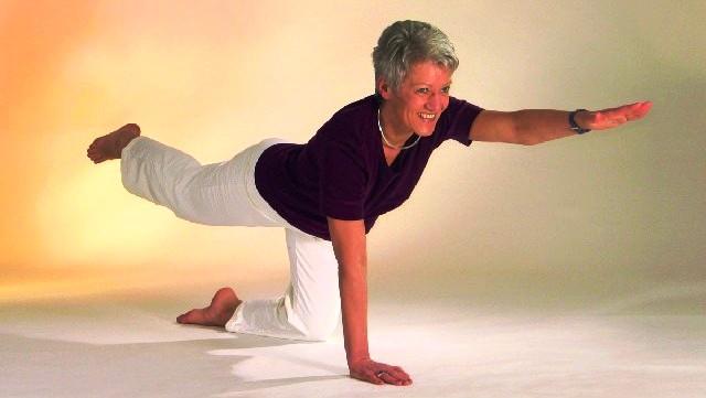 Yoga Katze Asana