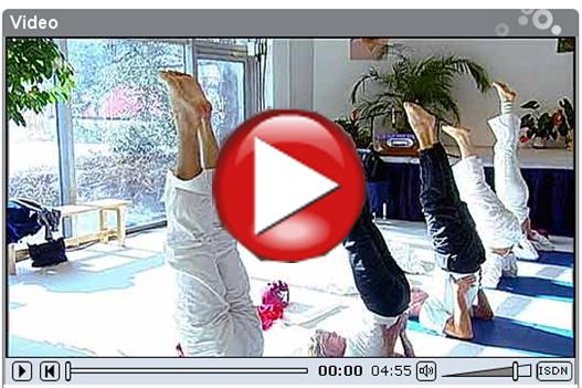 Fernsehen: WDR-Yoga-Film