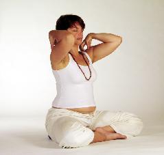 Yoga für die Schultern