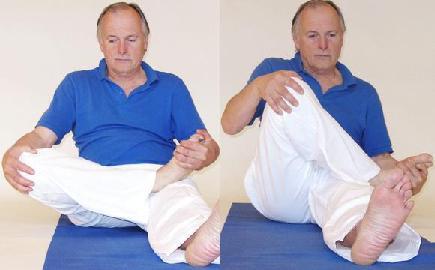 Yoga Hüftöffnung
