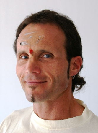 Felix, neuer Mitarbeiter Yoga Vidya Bad Meinberg