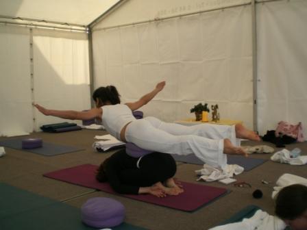 Yoga Vidya Nordsee Oster-Seminar-Foto