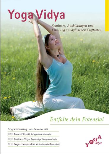Yoga Seminar- und Ausbildung-Programm Mai-Dezember 2009