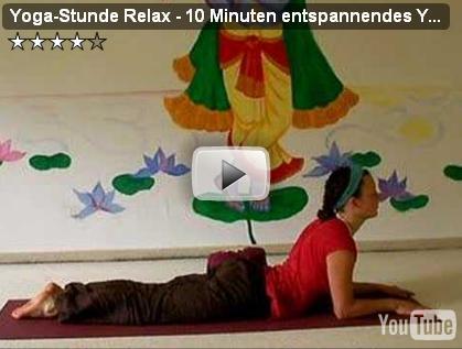 Yoga Video 10 Minuten sanftes Yoga