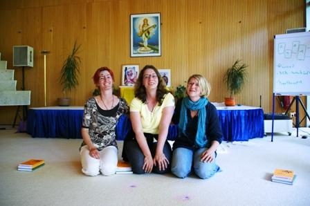 Neue Mitarbeiterinnen in Bad Meinberg