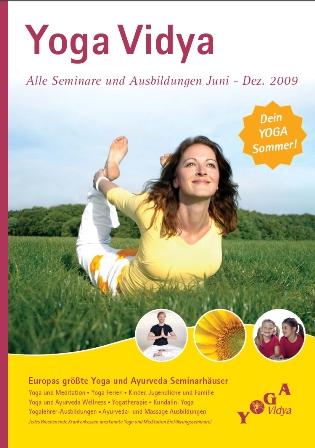 Yoga Seminare Juni-Dezember 2009