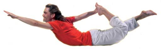 Yoga Bogen Dhanurasana