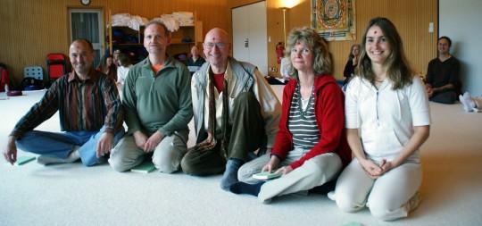 Langjährige Mitarbeiter bei Yoga Vidya