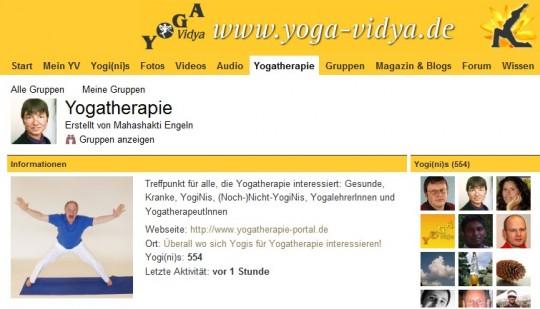 yogatherapiegruppe