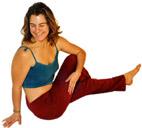 Yoga für Anfänger Drehsitz