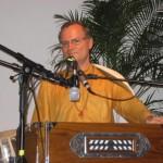 Sukadev - Leiter des Yoga Vidya Ashrams Bad Meinberg