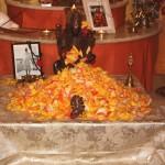 Puja Blüten für die Göttin Lakshmi - Fülle und Wohlstand