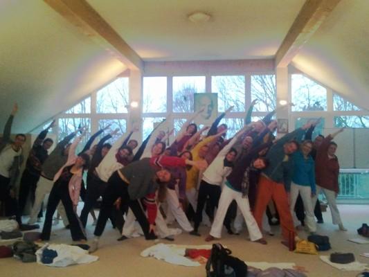 Sukadev Im Yoga Vidya Ashram Nordsee Yoga Vidya Blog Yoga Meditation Und Ayurveda