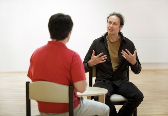 Maik Zessin - Psychologische Yogatherapie