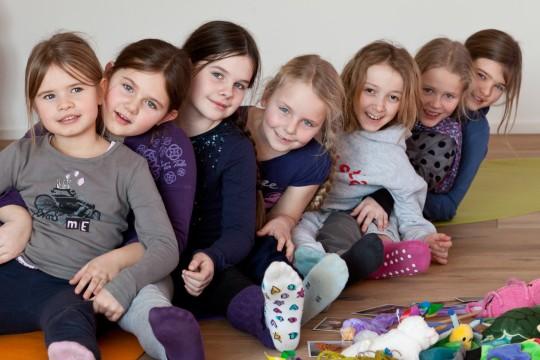 Matangi HappyKids Kinderyoga