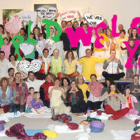 Yoga Vidya setzt Lichtpunkte des Friedens in die Welt