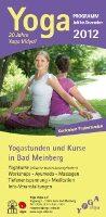 Broschüre Abendkurse Bad Meinberg
