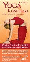 Broschüre Yogakongress 2012
