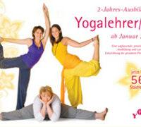 Broschüre 2-Jahres-Yogalehrerausbildung