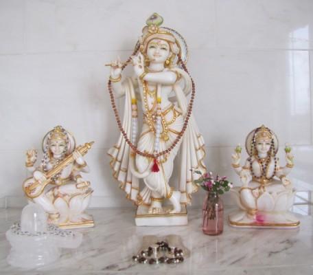 sivalaya Krishna Tempelraum