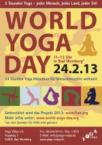 WORLD YOGA DAY 24.02