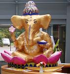 Ganesha_Haus Shanti