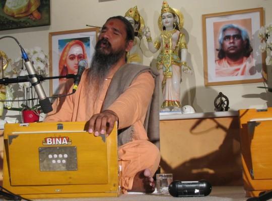 Swami Gurusharananda