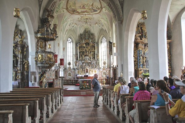 Kirche Maria Rain