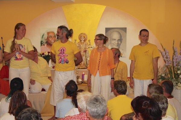 Team Yoga Vidya Allgäu