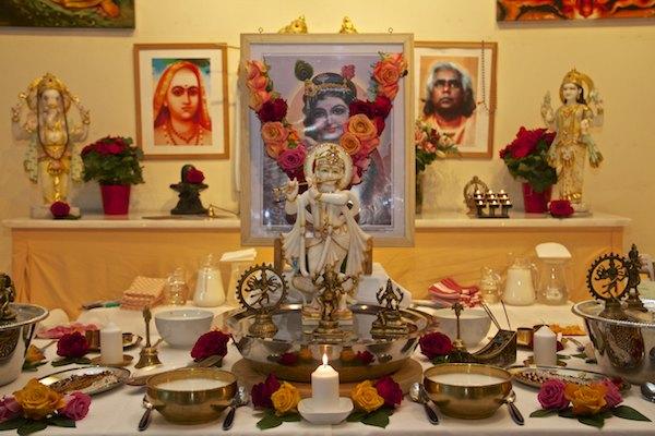 Krishna Jayanti Puja