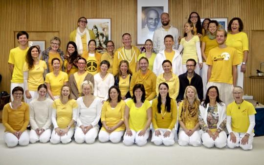 Yogalehrerausbildung im November in Bad Meinberg