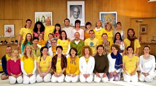 Yogalehrer 2014-2