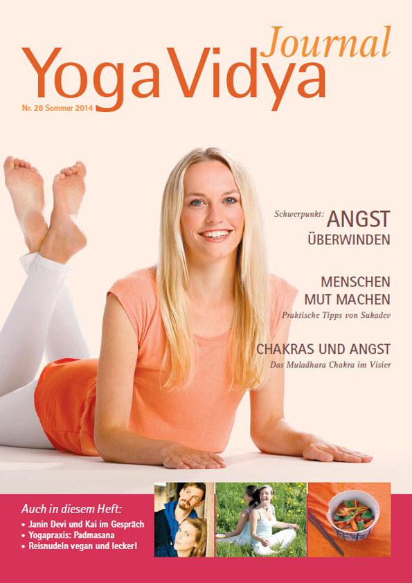 YogaVidya Journal Sommer14
