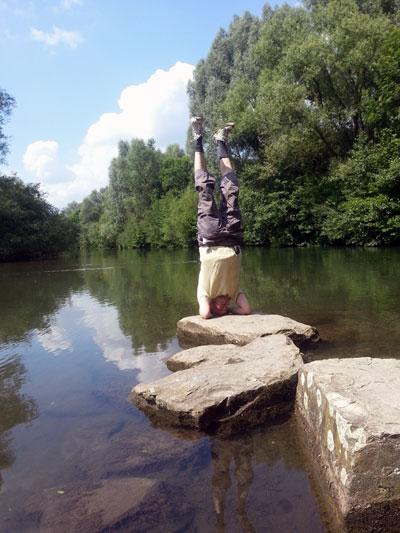 1_Handstand