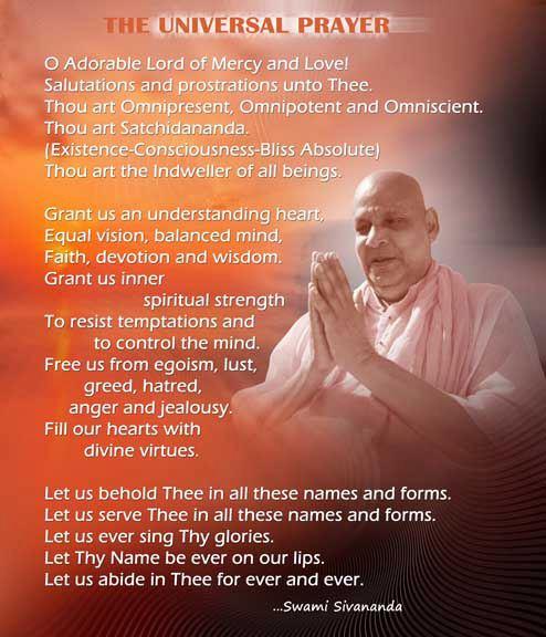 Am 8 Sept Feiern Wir Swami Sivanandas Geburtstag Yoga Vidya Blog