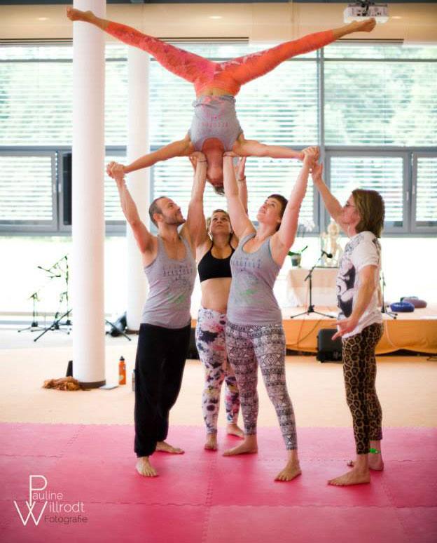 Fliegen wie ein Stern -- Yoga Vidya Blog – Yoga, Meditation und ...
