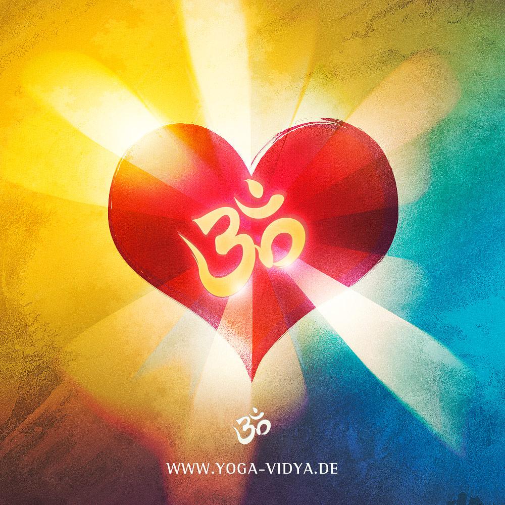 ... Von Swami Sivananda, Swami Vishnu Devananda Und Weitere Botschaften Und  Liebevolle Motive. Die Bilder Findest Du Auch Auf Der Yoga Vidya  Facebook Seite, ...
