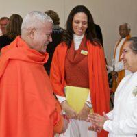 4_Amrta Suryananada, Swamini Chandra Devi und Didi Sudesh
