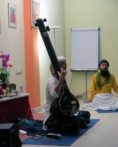 Nada Yoga Workshop mit Anne-Careen Engel