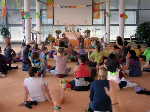 Kinderyoga Kongress 2014