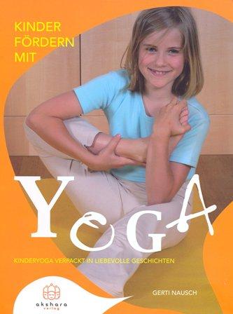Kinder fördern mit Yoga
