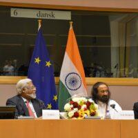 EU Parliament meets India