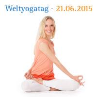 Weltyogatag Yoga Yoga Vidya